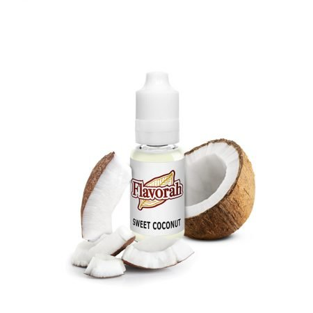 Flavorah - Sweet Coconut 15mL