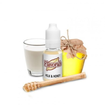 Flavorah - Milk & Honey 15mL