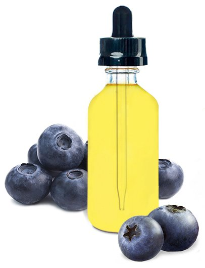 Premium Vape Juice E-liquid E-juice - Blueberry