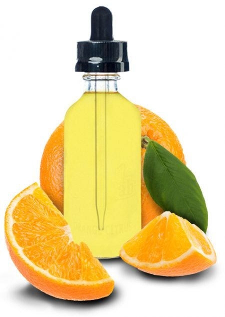 Premium Vape Juice E-liquid E-juice - Orange Citrus