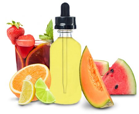 Tropical Citrus - Nicotine Salts E Liquid - Juul & Suorin Refill
