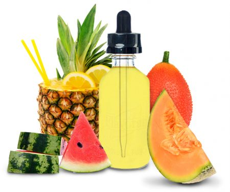 Premium Vape Juice E-liquid E-juice - Tropical Punch