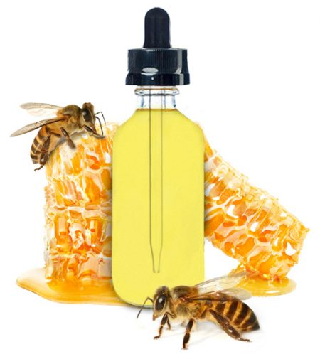 Premium Vape Juice E-liquid E-juice - Honey